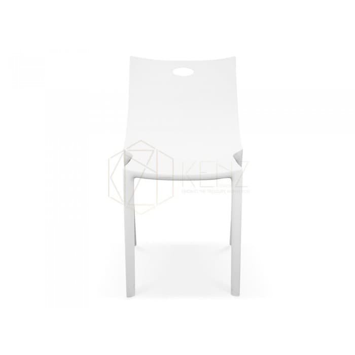 Akio Dining Chair - White