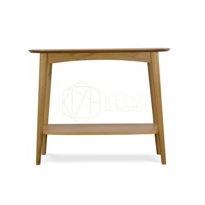 Johansen Console Table with Shelf