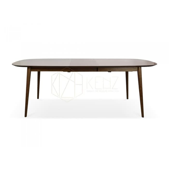Johansen Extendable Dining Table - Walnut