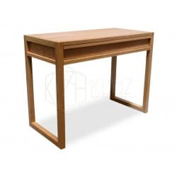 Agni Scandinavian Studio Desk - Natural