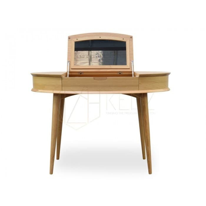Furniture - Asta Dressing Table Scandinavian Design - Natural