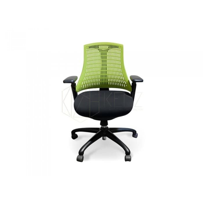 Furniture - Jenson Ergonomic Mesh Office Chair - Green