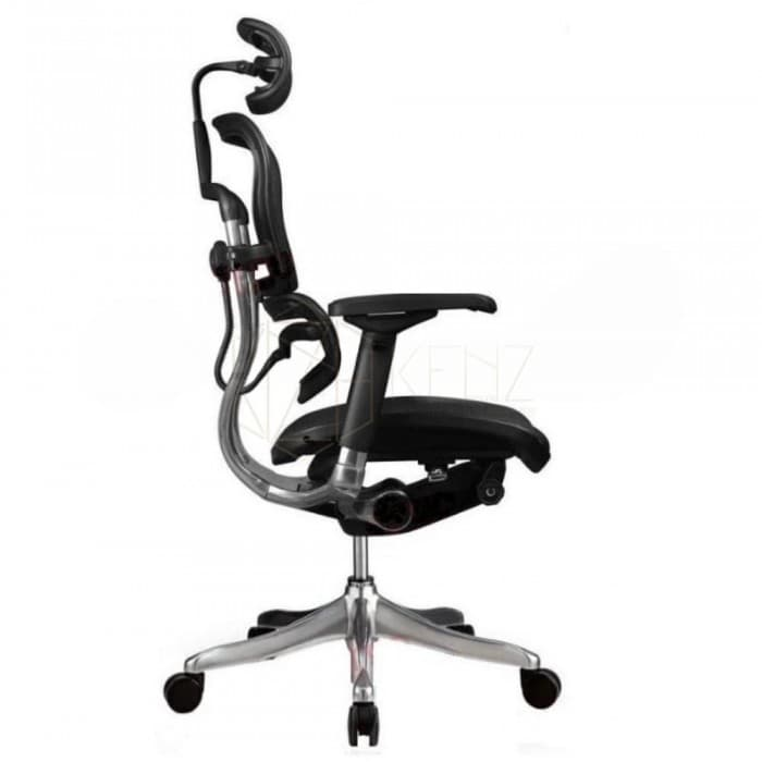 Ergohuman Plus Mesh Office Chair - V2 Elite - High Back - Black