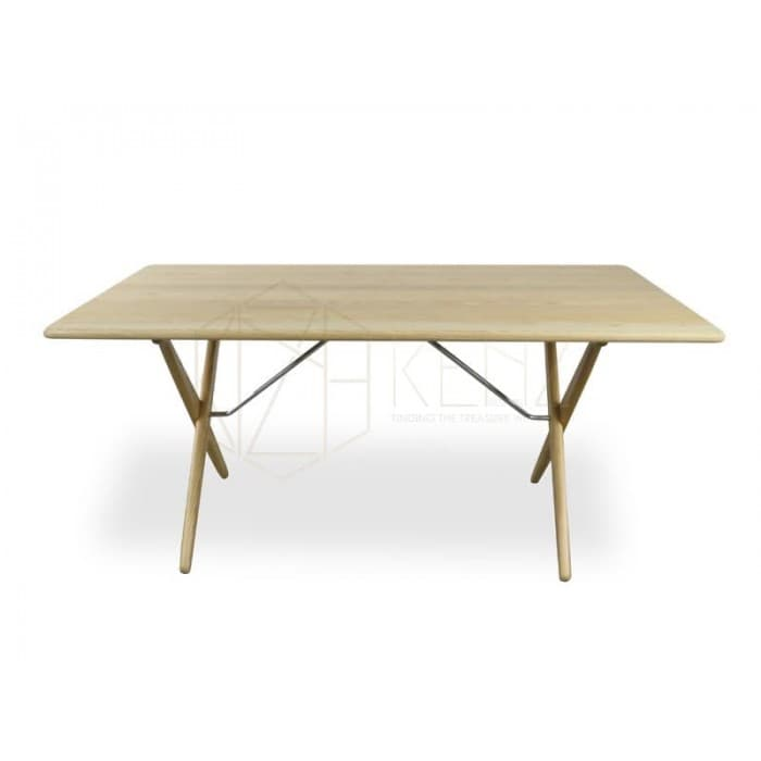 Furniture - Joist Dining Table - Natural