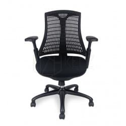 Jenson Ergonomic Mesh Office Chair - Black