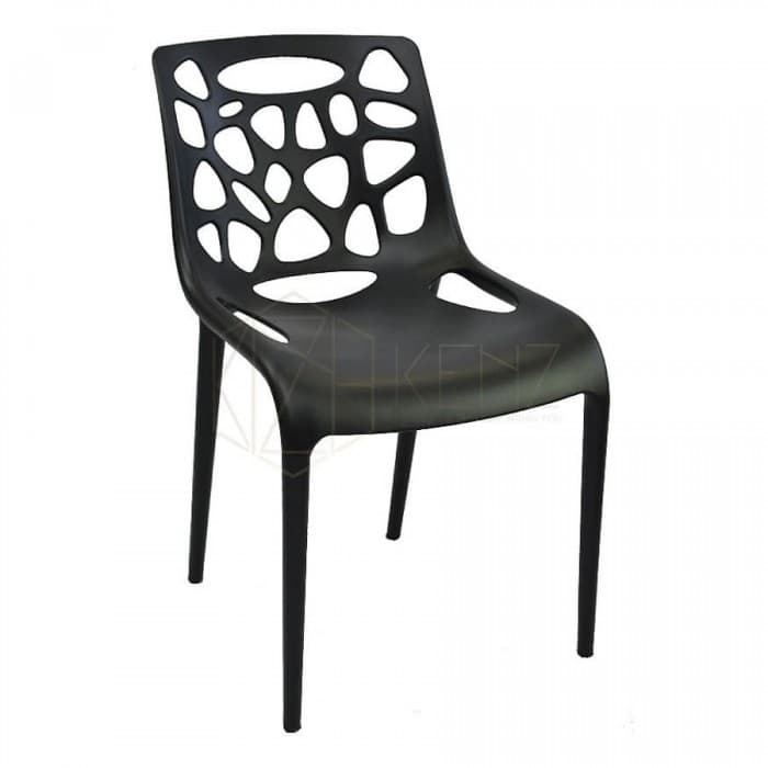 Furniture - Pascal Dining Chair - Black