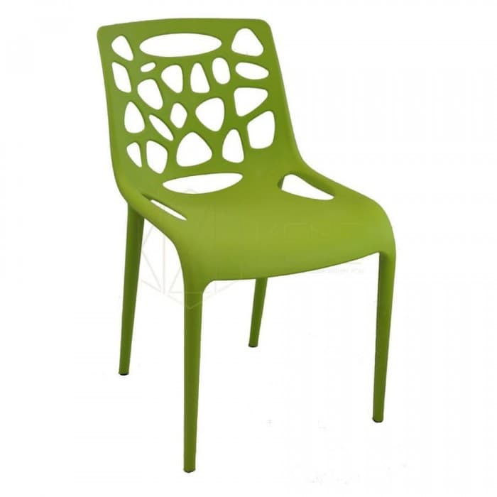 Furniture - Pascal Dining Chair - Green