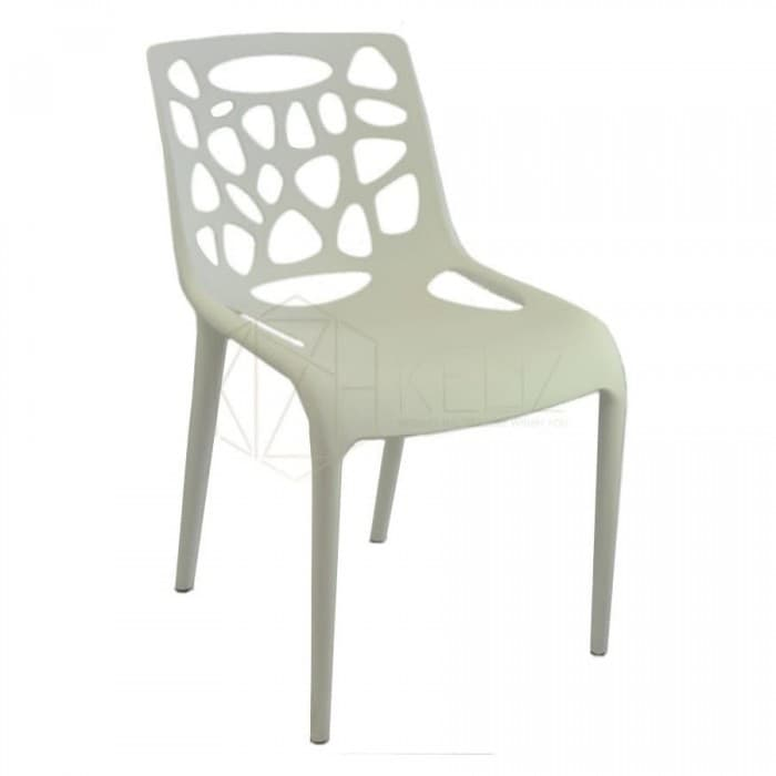 Furniture - Pascal Dining Chair - White
