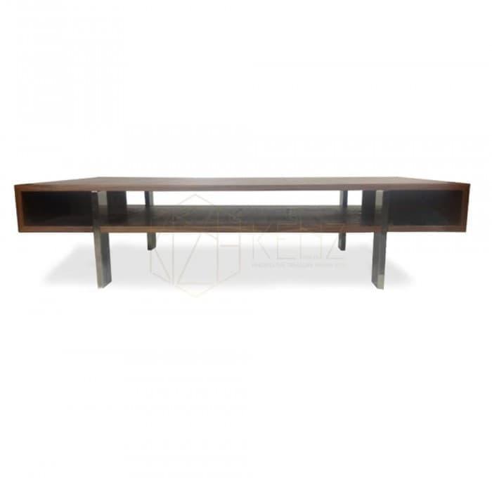 Furniture - Rio Coffee Table - Walnut