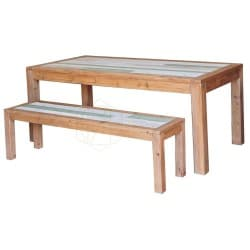 Coral Dining Table 180cm - Large